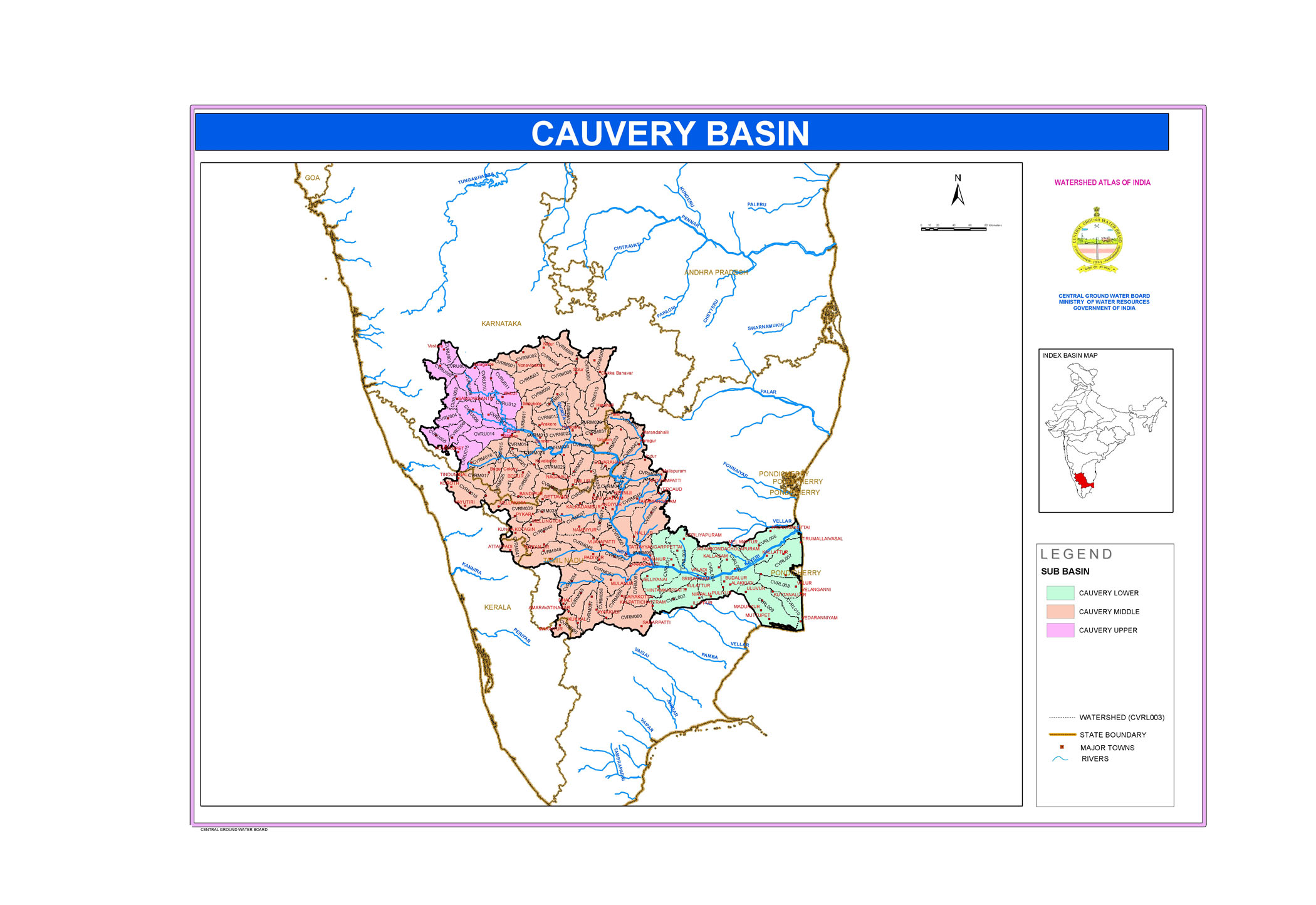 Central Ground Water Board, Ministry of Water Resources, Government on