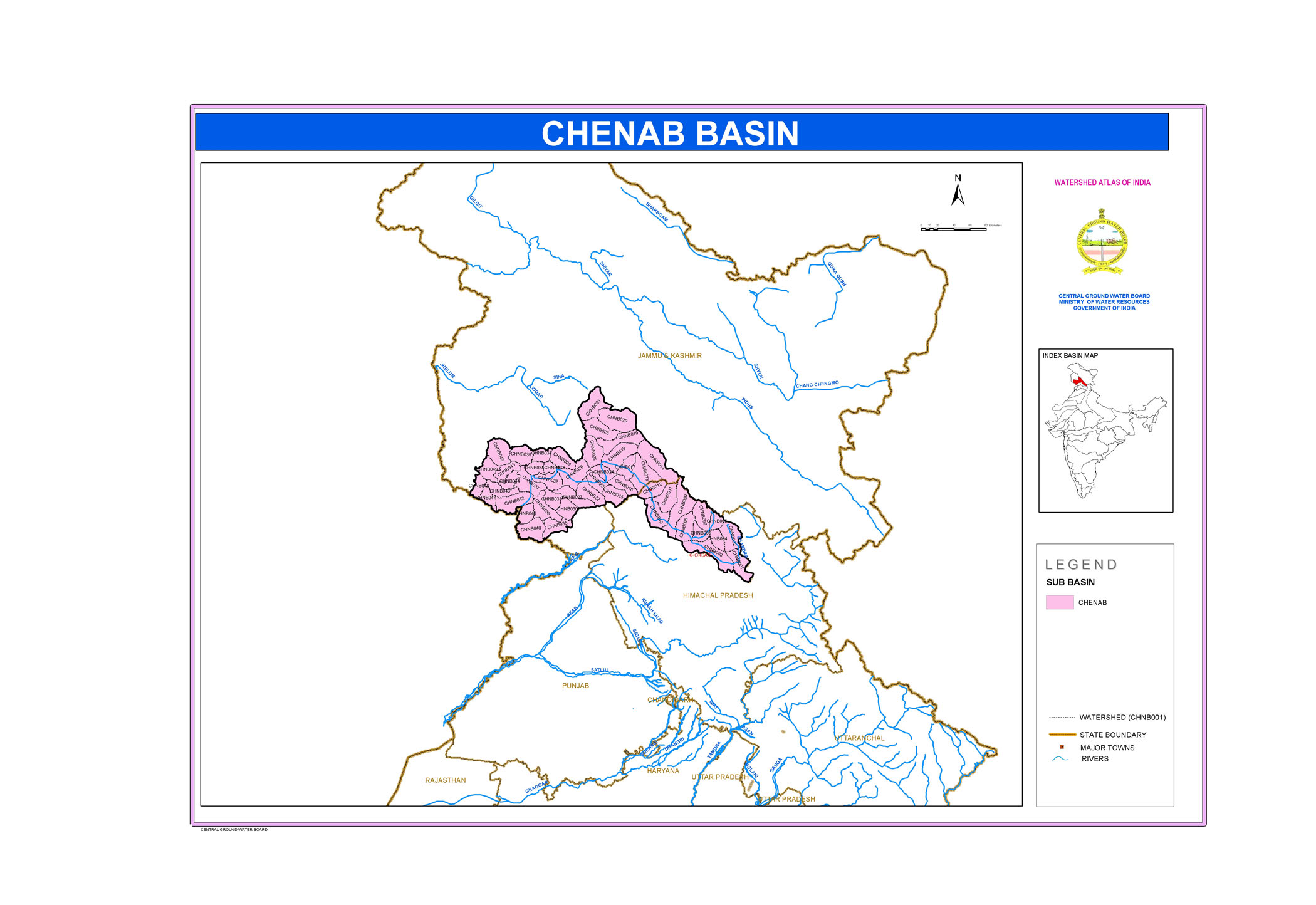 Central Ground Water Board Ministry Of Water Resources Government